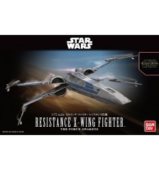 X-Wing Starfighter Resistance Ver 1/72 Bandai