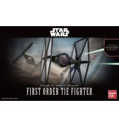 First Order TIE Fighter 1/72 Bandai