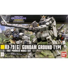RX-79(G) Gundam The Ground War Set HG Bandai