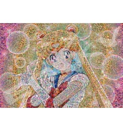 Puzzle Sailor Moon 1000 Pcs Ensky