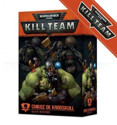 KILL TEAM: KROGSKULL'S BOYZ (SPANISH)