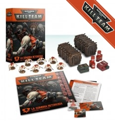 KILL TEAM: THE WRITHING SHADOW (SPANISH)