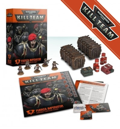 KILL TEAM: DROP FORCE IMPERATOR (SPA)