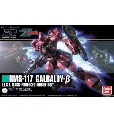 Zeta Gundam HG Revive Bandai