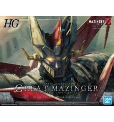 Great Mazinger Z Infinity Bandai