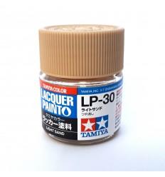 LP30 Light Sand Lacquer Tamiya