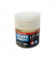LP49 Peal Clear Lacquer Tamiya