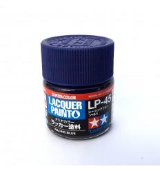 LP45 Racing Blue Lacquer Tamiya