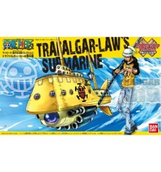 Trafalgar Law's Submarine GSC One Piece Bandai