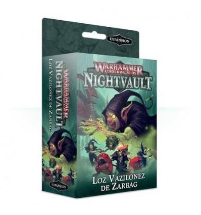 Nightvault Ojos de los nueve Warhammer Underworlds Citadel