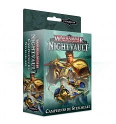 Nightvault Loz Vazilonez de Zarbag Warhammer Underworlds Citadel