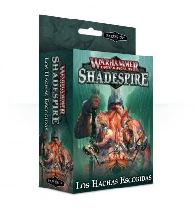 Shadespire Guardia Sepulcral Warhammer Underworlds Citadel