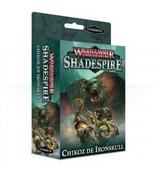 Shadespire Los hachas Escogidas Warhammer Underworlds Citadel