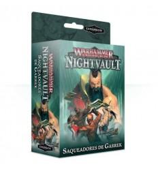 Nightvault Campeones de Steelheart Warhammer Underworlds Citadel