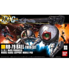 Ball Twin Set HG Bandai