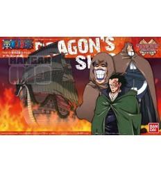 Dragon's Ship GSC One Piece Bandai