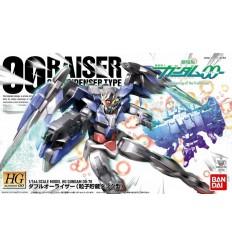 00 Raiser GN Capacitor Type HG Bandai