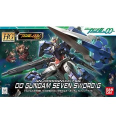 00 Gundam Seven Sword HG Bandai