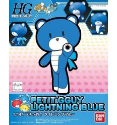 Petit'gguy Lightning Blue HG Bandai