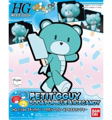 Petit'gguy Soda Pop Blue HG Bandai