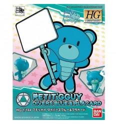Petit'gguy Divers Blue HG Bandai