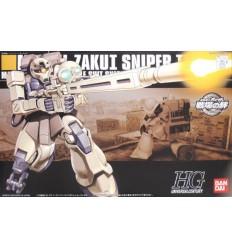 Zaku I Sniper Type HG Bandai