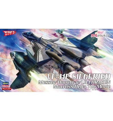 VF-31F Siegfried 1/72 Hasegawa