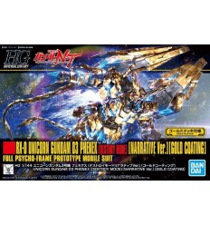 Unicorn Gundam 03 Phenex Destroy Mode HG Bandai