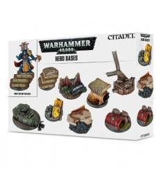 Hero Bases Warhammer 40000 Citadel