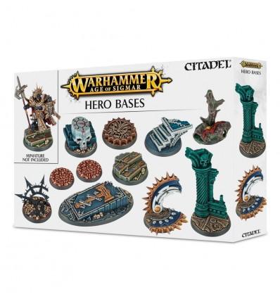 Hero Bases Age Of Sigmar Citadel