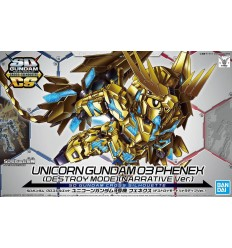 Narrative Gundam A-Pack HG Bandai