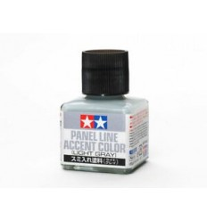 Panel Line Accent Color Light Gray Tamiya