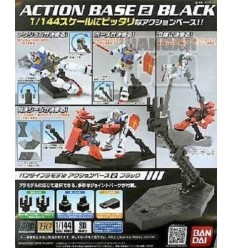 Action Base 2 Negra Bandai