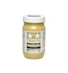 Texture Paint Grit Light Sand 250ml Tamiya