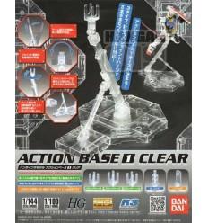 Action Base 1 Clear Bandai
