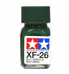 XF-26 Deep green Enamel Tamiya