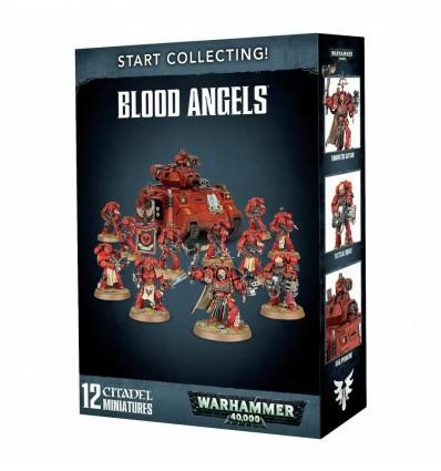 Start Collecting! Blood angels Citadel