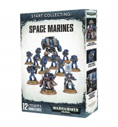 Start Collecting! Space Marines Citadel