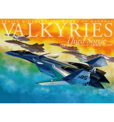 Valkyries Second Sortie: Tenjin Hidetaka Art Works of Macross