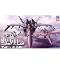 SV-51 Gamma Nora 1/72 - Hasegawa