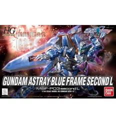 Gundam Astray Blue Frame 2nd HG Bandai