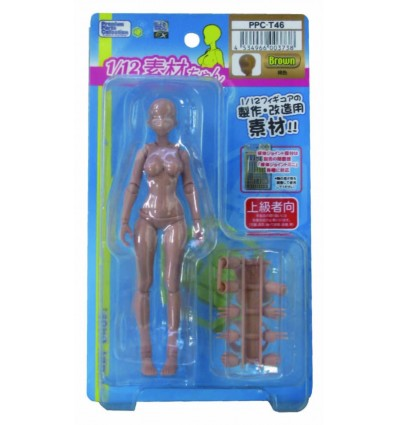 Sozai-chan Flesh Hobby Base
