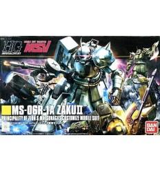 MS-06R-1A Zaku II Shin Matsunaga Custom HG Bandai