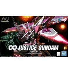 Infinite Justice HG Bandai