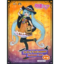 Miku Figure 2nd season Halloween Taito