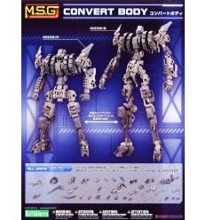 MSG Convert Body Kotobukiya
