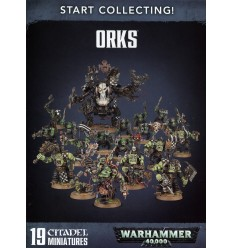 Start Collecting! Orks Citadel