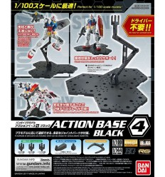 Action Base 4 Black Bandai
