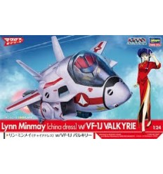 VF-1S Strike Valkyrie Egg Plane Hasegawa