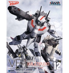 VF-1 A -J -S Battroid Multiplex 1/100 Wave